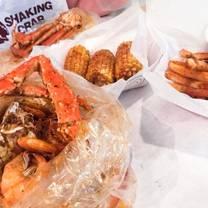 foto von shaking crab - clifton restaurant