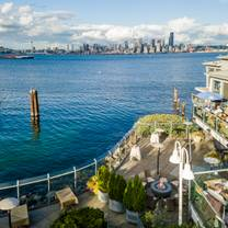 photo of salty's on alki beach restaurant