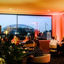photo of the atrium lounge - intercontinental adelaide restaurant