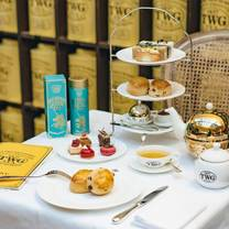 photo of twg tea leicester square restaurant