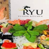foto von ryu – fusion kitchen restaurant