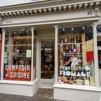 photo of comptoir+cuisine restaurant