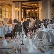 photo of the ballroom restaurant