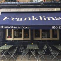 photo of franklins restaurant