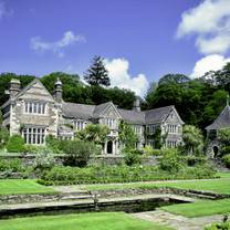 photo of lewtrenchard manor restaurant