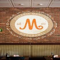 photo of mandara's ristorante & pizzeria restaurant