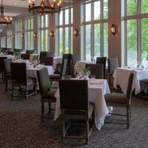 photo of the restaurant at the greystone restaurant