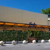 photo of serafina miami restaurant