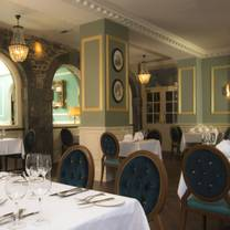 photo of celbridge manor hotel restaurant restaurant