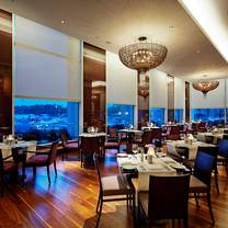 photo of cilantro - hilton baku hotel restaurant