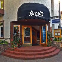 photo of russell's restaurant