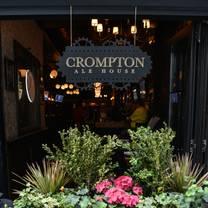 photo of crompton ale house restaurant