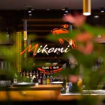 foto van mikomi sushi & grill restaurant