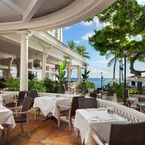 photo of veranda - moana surfrider restaurant