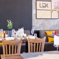 foto von lok lounge restaurant