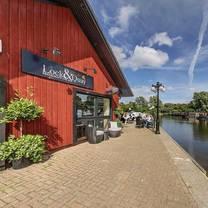 photo of the lock & quay restaurant and bar restaurant