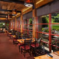 photo of the grille at bear creek restaurant