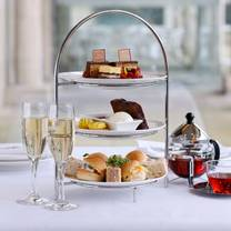 photo of afternoon tea at one square restaurant restaurant