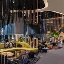 photo of w brisbane - living room restaurant