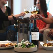 photo of tasting lounge at wente vineyards restaurant