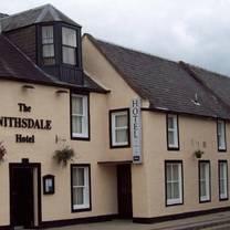 photo of nithsdale hotel restaurant restaurant