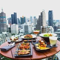 photo of above eleven rooftop bar & restaurant restaurant