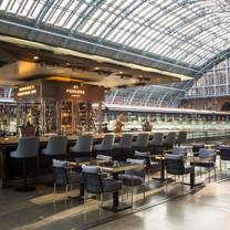 photo of st pancras by searcys - champagne bar restaurant