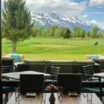 photo of the north grille @ jackson hole golf & tennis club restaurant