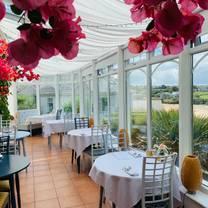 photo of andrew durham at porth beach hotel restaurant