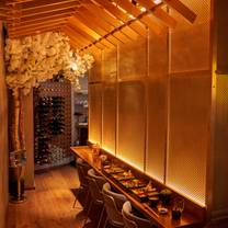 photo of taka mayfair restaurant
