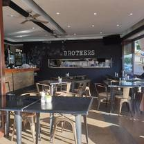 photo of brothers cafe, restaurant & bar pty ltd restaurant