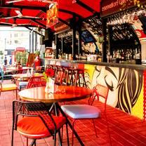 photo of red street boom restaurant
