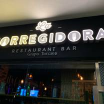 photo of la corregidora restaurant