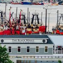 photo of the black whale restaurant