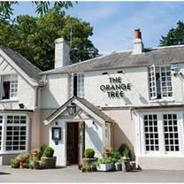 photo of the orange tree restaurant
