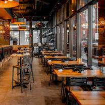 photo of hopster brewing company - newton restaurant
