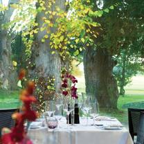 photo of the linden tree at carton house hotel restaurant