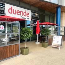 photo of duende restaurant