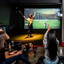 photo of topgolf swing suite at northern quest resort & casino restaurant