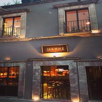 photo of san mike restaurant