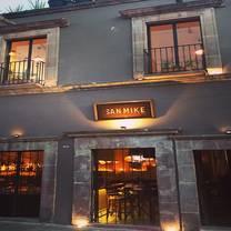foto de restaurante san mike