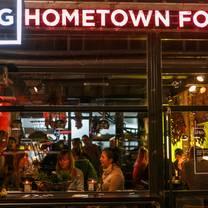 photo of bistro grad hometown food restaurant