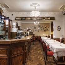 photo of pasternak restaurant