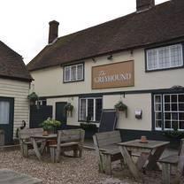 photo of greyhound inn restaurant