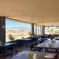 foto de restaurante cuarzo valle de guadalupe