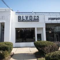 photo of blvd 25 restaurant