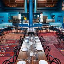 photo of palette sf restaurant