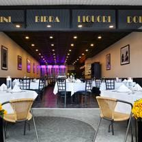 photo of mezzaluna pizzeria & restaurant restaurant