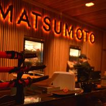 foto de restaurante matsumoto
