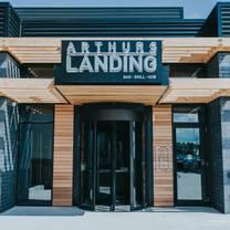 foto von arthurs landing restaurant
